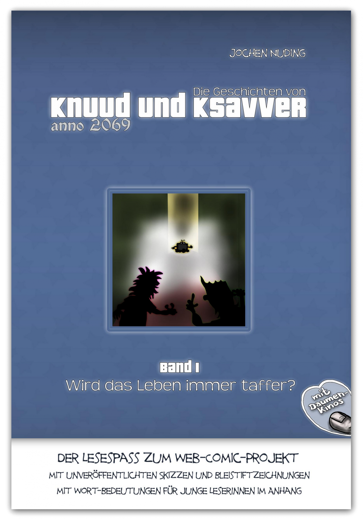 Cover A Knuud & Ksavver Lesebuch Band 1